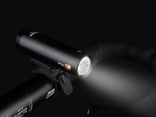 RAVEMEN CR700 bike light side visibility