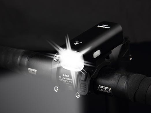 RAVEMEN LR800P bike light daytime visible flashing